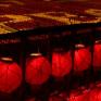 tons of lanterns
